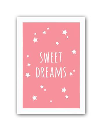 Купить Постер Sweet dreams girls А3