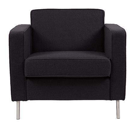 Купить Кресло George Темно-серая Шерсть