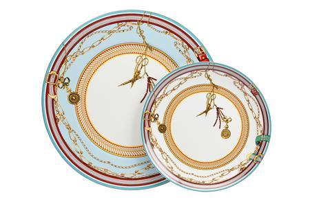 Купить Комплект тарелок Veluche