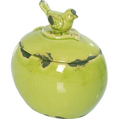 Купить Декоративная банка Furla Olive Grande