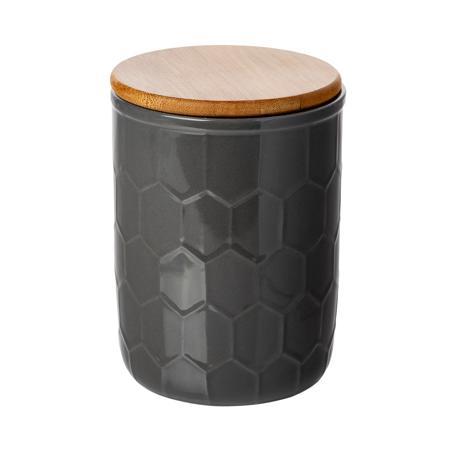 Купить Ёмкость для хранения Honeycomb Чёрная Большая