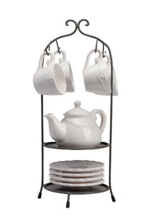 Купить Чайный набор на подставке Treffen