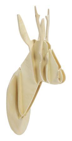 Купить Декоративная голова оленя Ivory Small