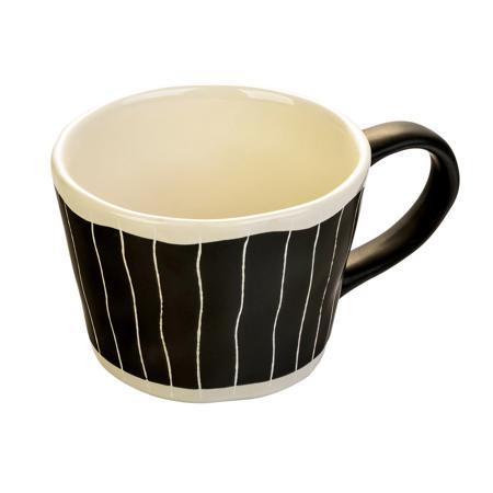 Купить Чашка ручной росписи Stripes