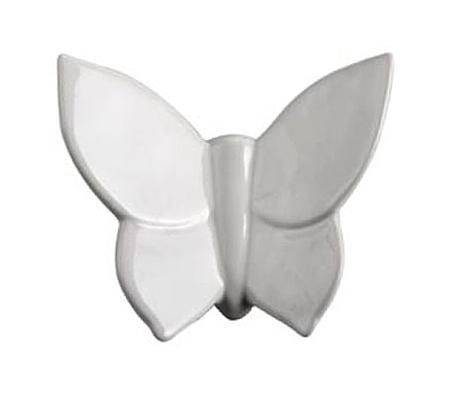 Купить Декоративная бабочка Butterfly (белая) 9*11
