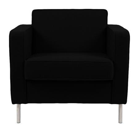 Купить Кресло George Чёрная Шерсть