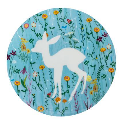 Купить Тарелка Лесные истории Оленёнок