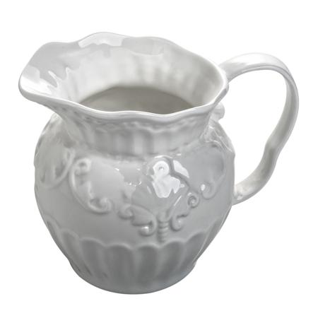 Купить Молочник Белоснежный