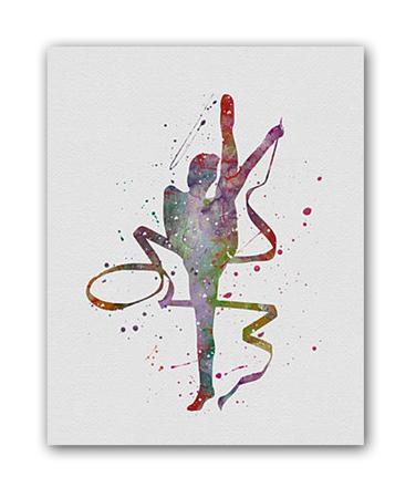 Купить Постер Балерина III А4