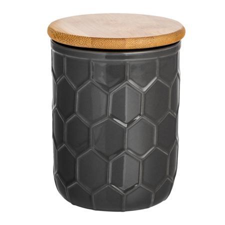 Купить Ёмкость для хранения Honeycomb Чёрная Маленькая