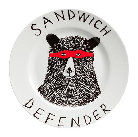 Купить Тарелка Sandwich Defender