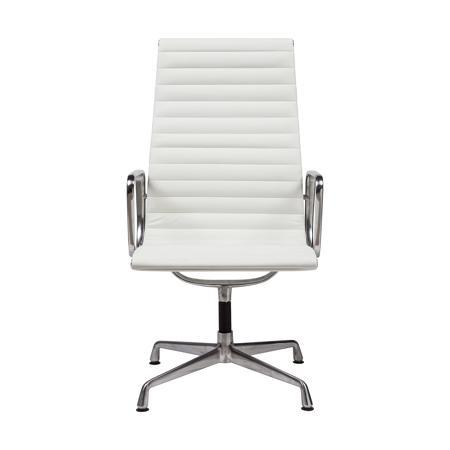 Купить Кресло Office Chair Белая Кожа