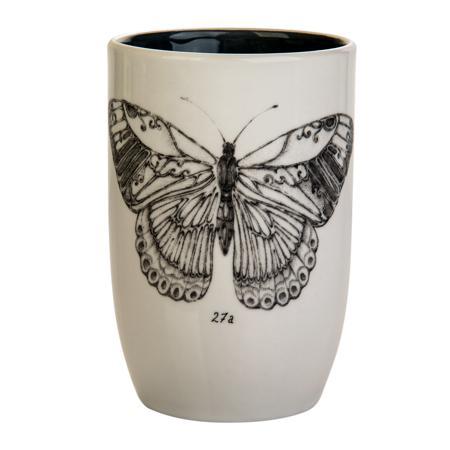 Купить Кружка с рисунком Бабочка