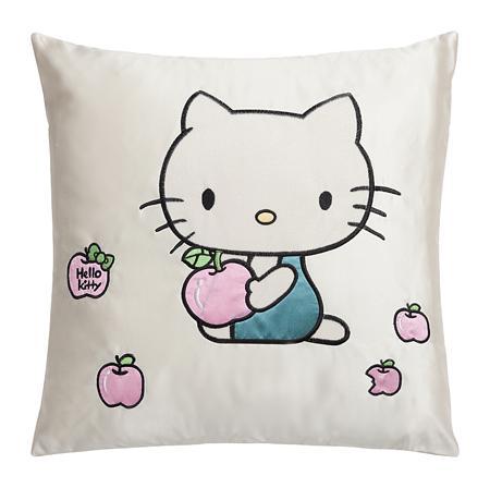 Купить Подушка с котенком Hello Kitty