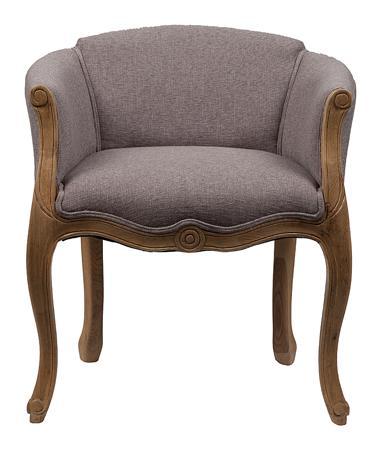 Купить Кресло Cabriole Elizabeth Серое