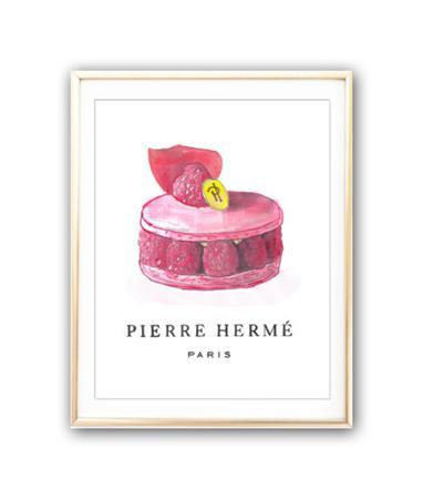 Купить Постер Pierre Herme sweet А4