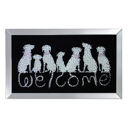 Купить Постер декоративный Welcome
