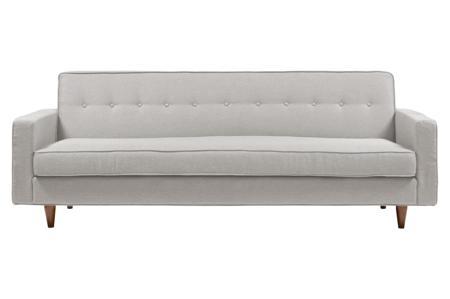 Купить Диван Bantam Sofa Большой Лён Молочный