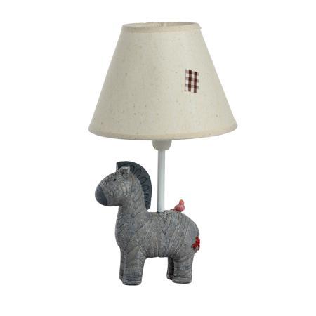 Купить Детская настольная лампа Пони
