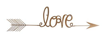 Купить Настенный декор Love
