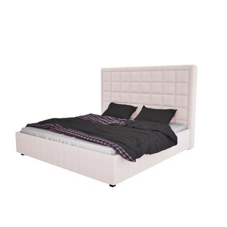 Купить Кровать Elizabeth 180х200 Велюр Пыльная роза