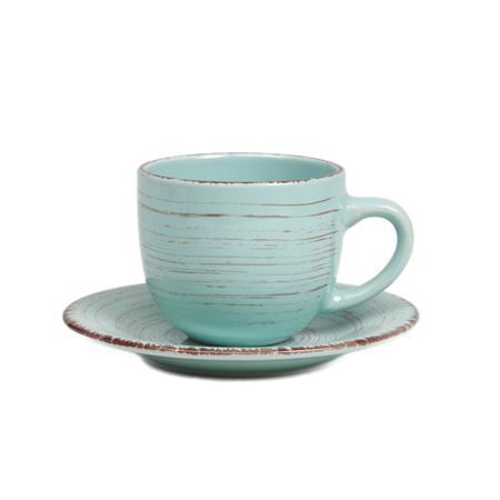 Купить Чайная пара La Cebra Голубая