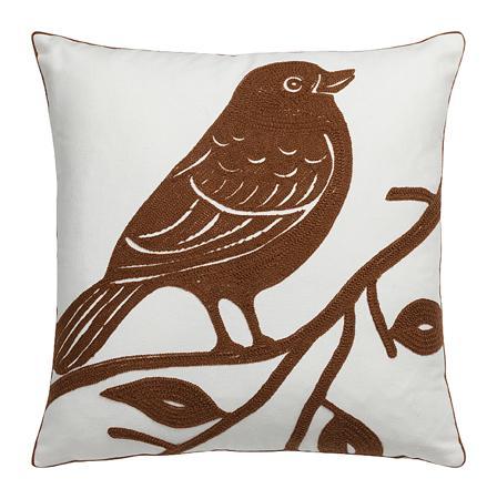 Купить Подушка с птицей Volar