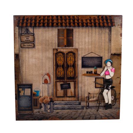 Купить Декоративное настенное панно Artist Story