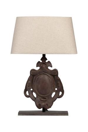 Купить Напольный светильник Bruges Iron Shield Artifact