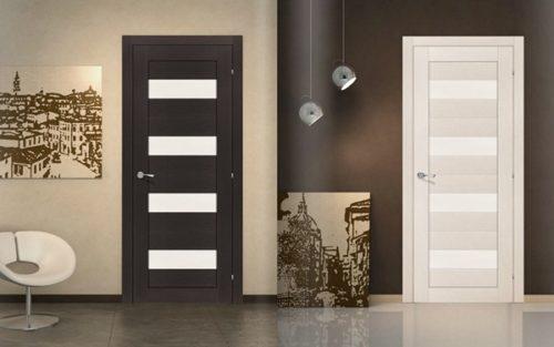 Двери из ольхи или сосны: что лучше