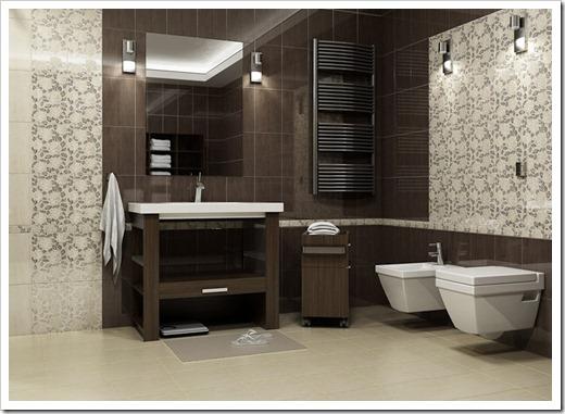 Стоит ли удалять старую плитку в ванной комнате?