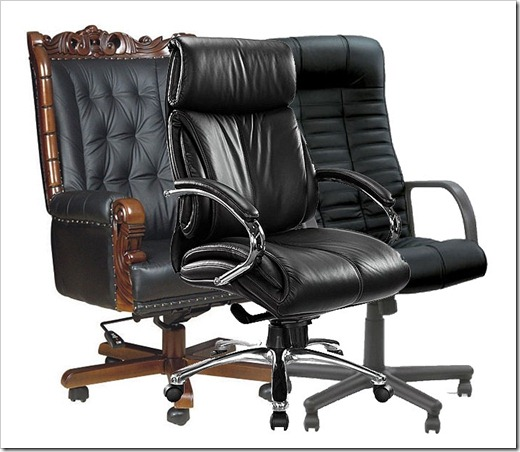 В чём отличия между креслом для персонала и креслом руководителя?