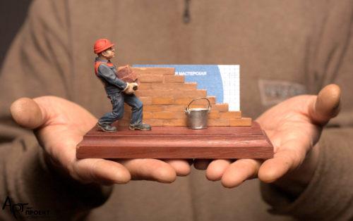 Что подарить строителю