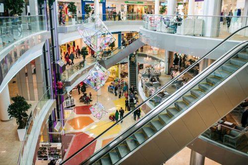 Как проектируют торгово-развлекательные центры