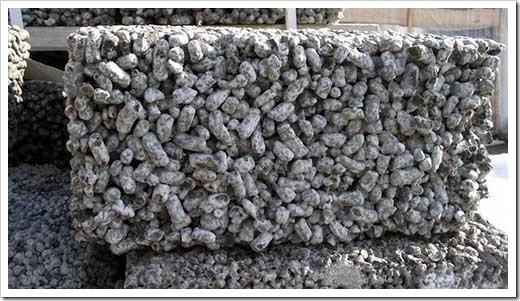 Преимущества использования керамзита при создании бетонной смеси