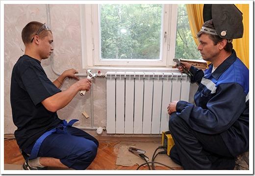 Технические аспекты монтажа отопительных радиаторов