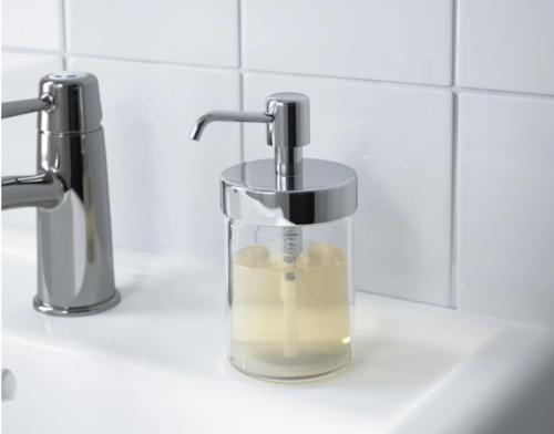 Как отремонтировать диспенсер для жидкого мыла