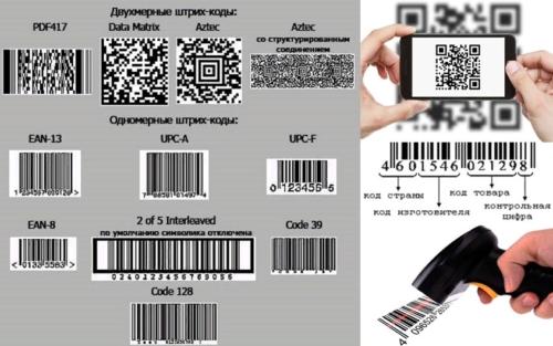 Как настроить сканер штрих кода