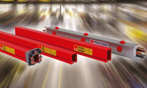 Преимущества и монтаж троллейного шинопровода