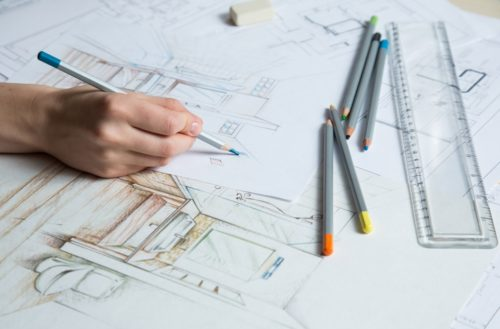 Как делать дизайн-проект интерьера