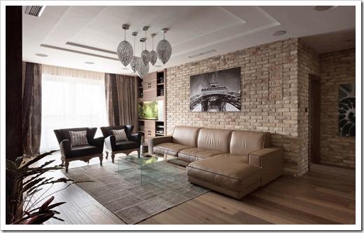 Классификация светильников для гостиной