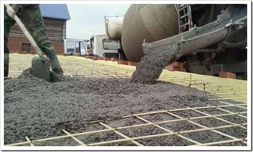 Класс бетона и температурная стойкость