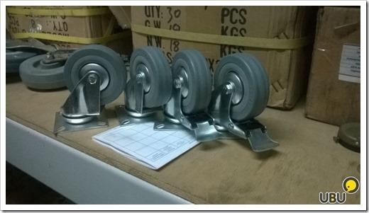 Материалы, применяемые для производства аппаратных колёс