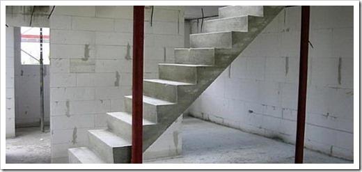 Лестницы, используемые в жилых домах